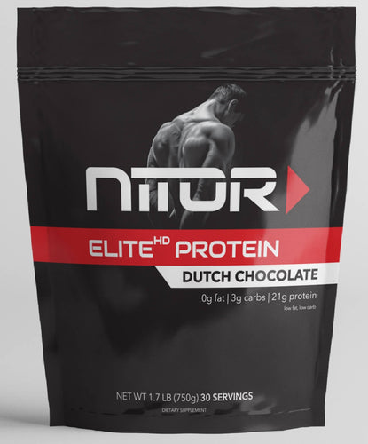 ELITE HP DUTCH CHOCOLATE WHEY PROTEIN ISOLATE (Low Carb)