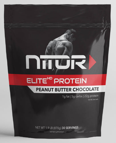 ELITE HP PEANUT BUTTER CHOCOLATE WHEY PROTEIN ISOLATE (Low Carb)