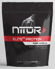 ELITE HD PURE VANILLA PROTEIN