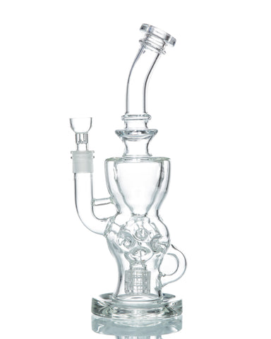 Barrel to Fab Egg Incycler Bong