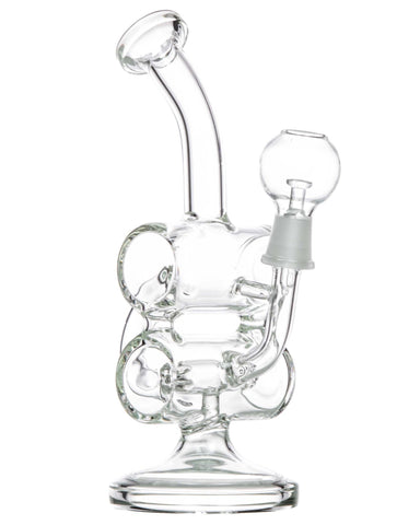 Double Barrel Hammerhead Recycler