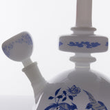 "The China Glass ""Tian Hou"" Dynasty Vase Water Pipe"
