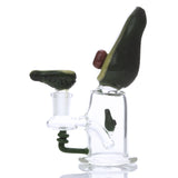 Empire Glassworks Avocado Mini Rig Water Pipe