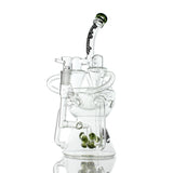 Sesh Supply Hydra Faberge Egg Triple Recycler Beaker