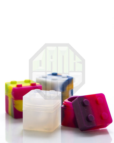 Silicon Blocks - 4 Pack