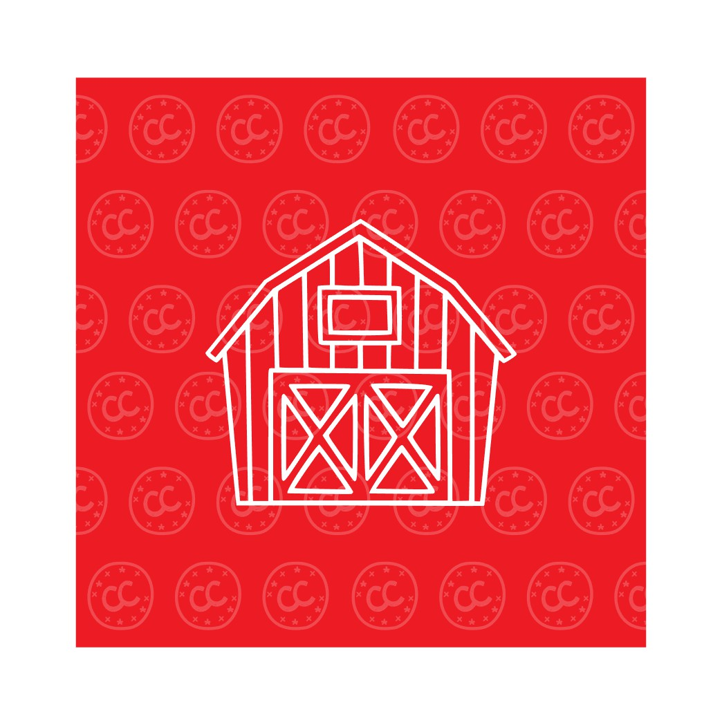 Barn PYO Silk Screen