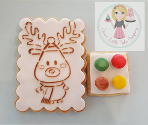 Reindeer Paint Your Own(PYO)