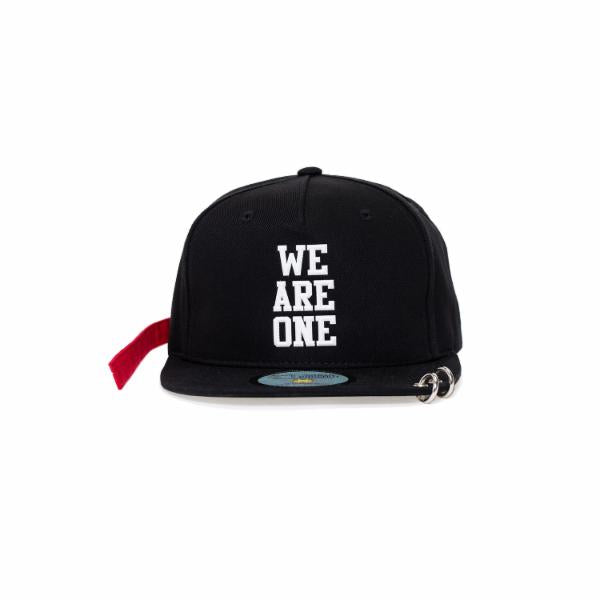 390a4d779b5 EXO We Are One Snapback Hat with Long Strap and Rings – Choice Music LA