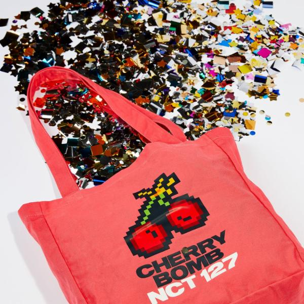 "NCT 127 ""Cherry Bomb"" Tote Bag"