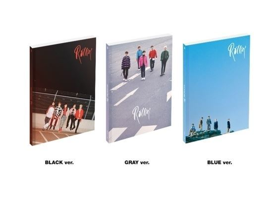비원에이포B1A4 7TH MINI ALBUM - ROLLIN