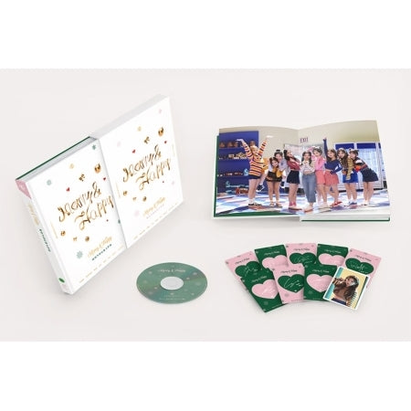 트와이스 TWICE MERRY & HAPPY MONOGRAPH [PHOTOBOOK]