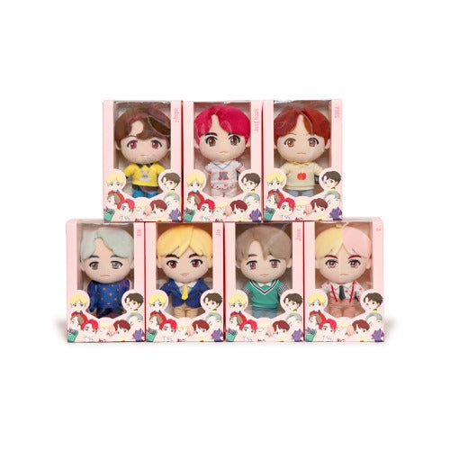 [Pre-Order] BTS Official Merchandise - Character Plush Doll