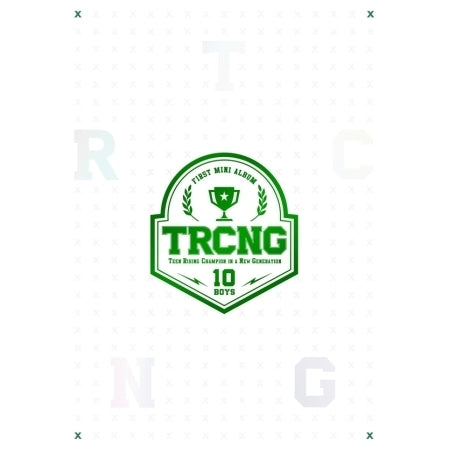 [Pre-Order] 티알씨엔지TRCNG 1ST MINI ALBUM - NEW GENERATION