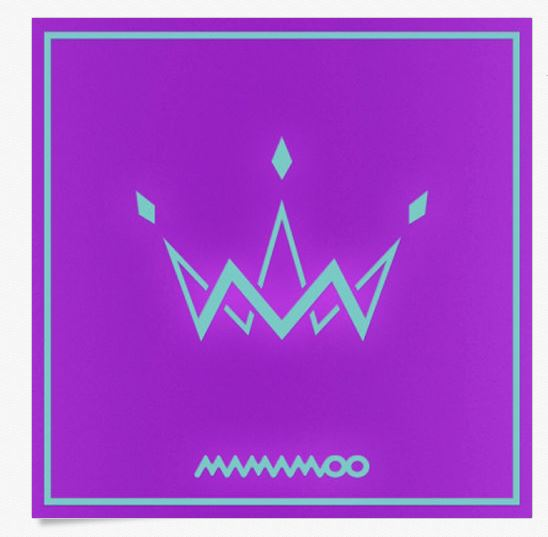 마마무 MAMAMOO [PURPLE] 5th Mini Album