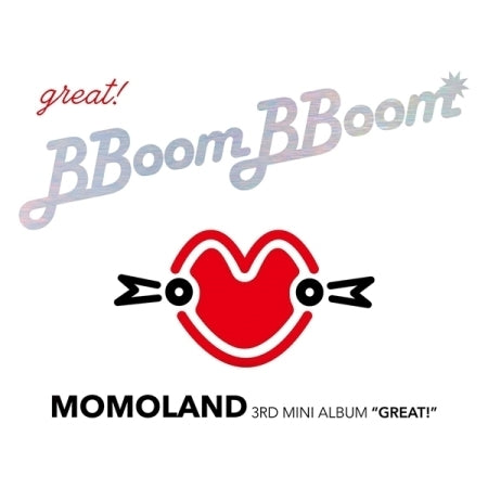 모모랜드 MOMOLAND 3RD MINI ALBUM - GREAT!