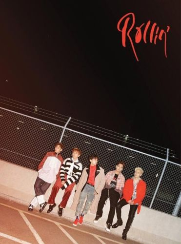 비원에이포 B1A4 7TH MINI ALBUM - ROLLIN