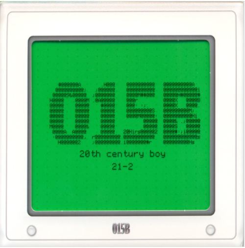 015B Mini Album - 20th Century Boy