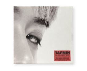 태민 TAEMIN 2ND ALBUM - MOVE