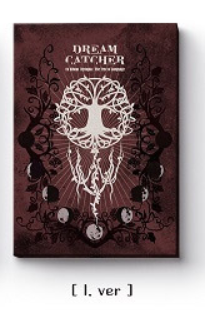 DREAMCATCHER 1st Album - Dystopia : The Tree Of Language