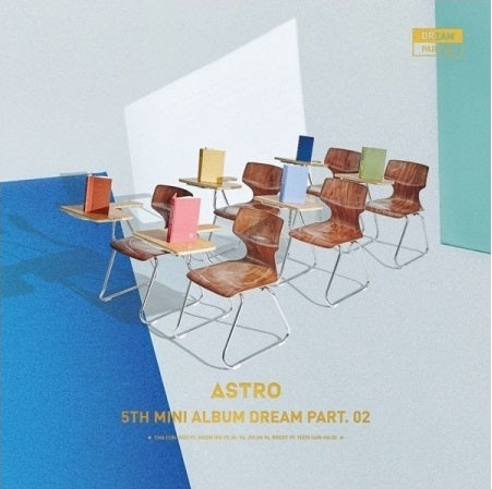 아스트로 ASTRO 5TH MINI ALBUM - DREAM PART.02