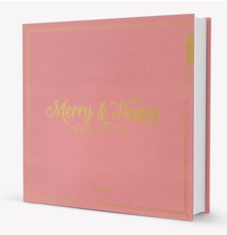 트와이스 TWICE 1ST ALBUM REPACKAGE - [MERRY&HAPPY]