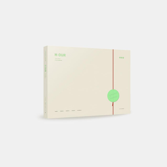 TXT(TOMORROW X TOGETHER) - The First Photobook H:OUR
