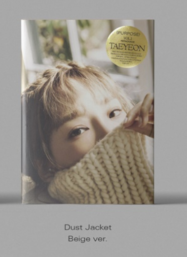 TAEYEON 2nd Repackage Album - Purpose