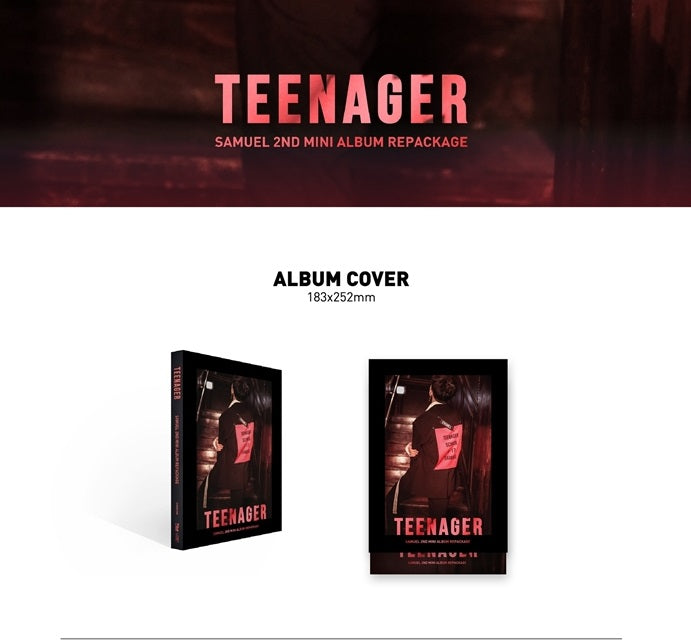 사무엘 Samuel Mini Album Vol. 2 Repackage - TEENAGER