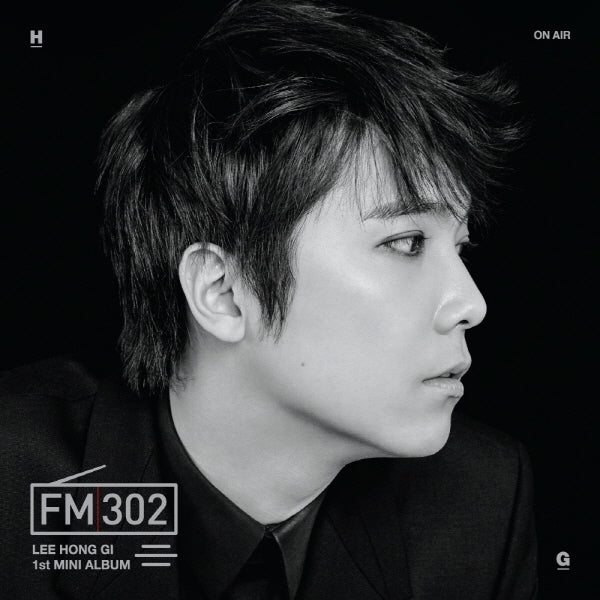 이홍기 FTISLAND : Lee Hong Gi - Mini Album Vol.1 [FM 302] (Black(A)/Gray(B) Version)