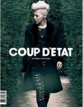 지드래곤 [Making DVD] BigBang : G-DRAGON'S COLLECTION Ⅱ [COUP D'ETAT] (3DVD+1Photobook+2flip book +Film)