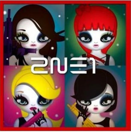2NE1 Mini Album Vol. 2