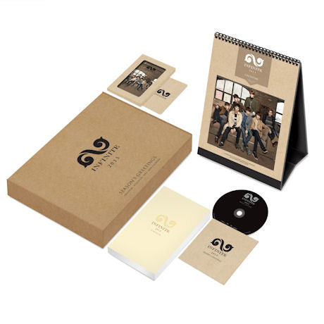 인피니트 Infinite 2015 Season's Greetings