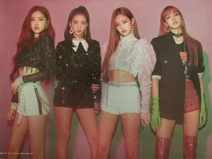 BLACKPINK OFFICIAL POSTER