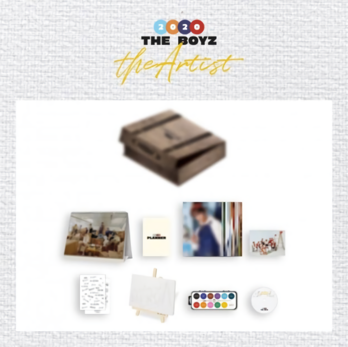 [Pre-Order] The Boyz 2020 Season's Greetings