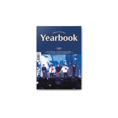 DAY6 My Day 2020 Yearbook - 2020 Winter Edition