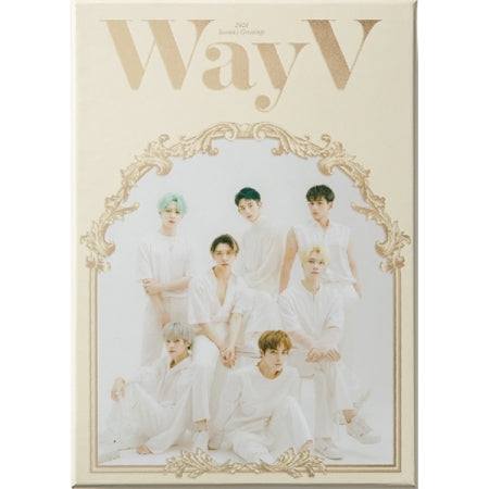 WAYV 2021 SEASON'S GREETINGS