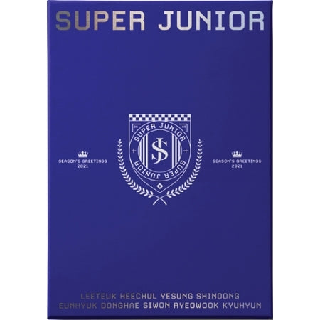 [Pre-Order] SUPER JUNIOR 2021 SEASON'S GREETINGS