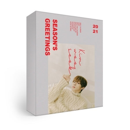 KIM WOO SEOK 2021 SEASON'S GREETINGS