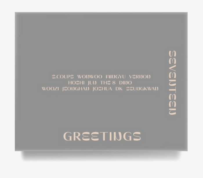 SEVENTEEN 2021 SEASON'S GREETINGS