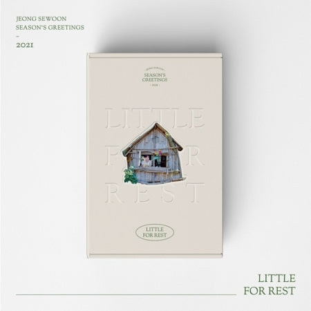 JEONG SEWOON 2021 SEASON'S GREETINGS