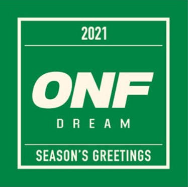 ONF 2021 SEASON'S GREETINGS