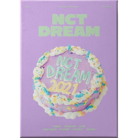 [Pre-Order] NCT DREAM 2021 SEASON'S GREETINGS