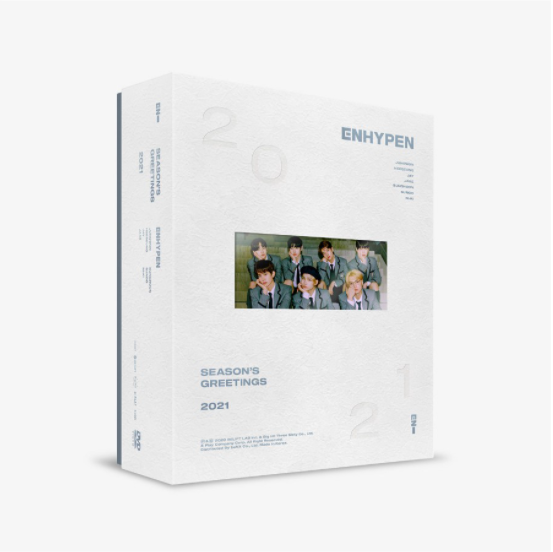 ENHYPEN 2021 SEASON'S GREETINGS