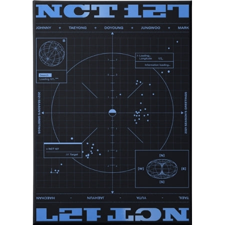 [Pre-Order] NCT 127 2021 SEASON'S GREETINGS