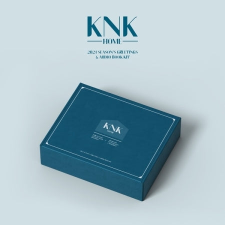 KNK 2021 SEASON'S GREETINGS & AUDIO BOOK KIT