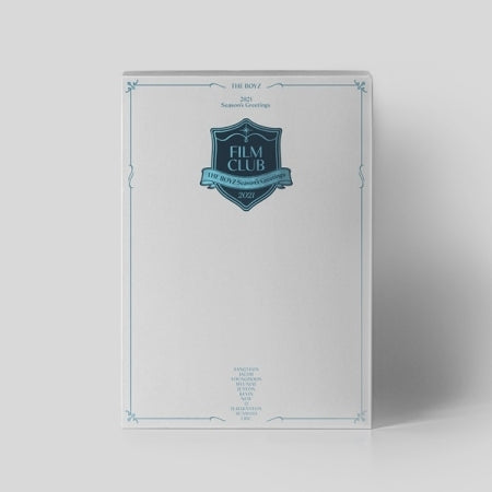 [Pre-Order] THE BOYZ FILM CLUB 2021 SEASON'S GREETINGS