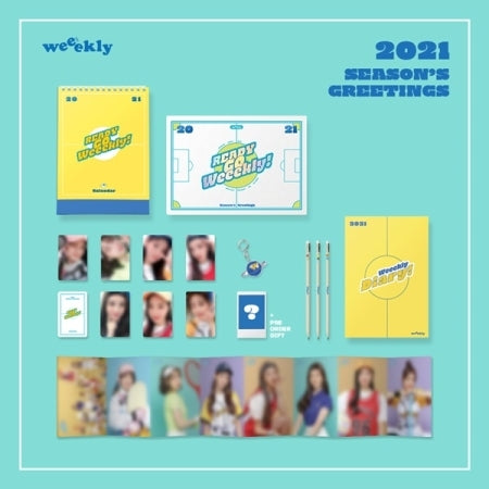 WEEEKLY 2021 Season's Greetings