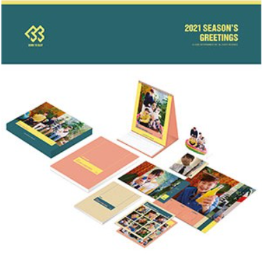BTOB 2021 SEASON'S GREETINGS