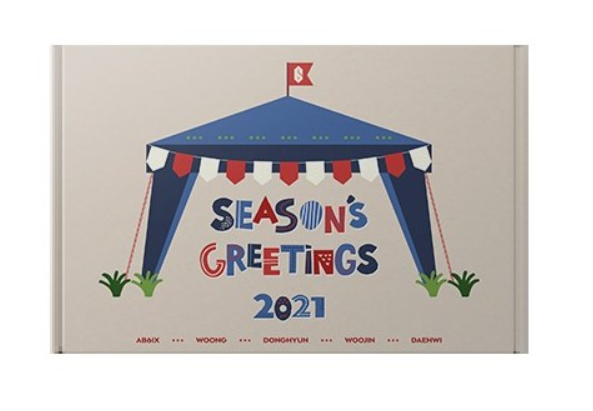 [Pre-Order] AB6IX 2021 SEASON'S GREETINGS