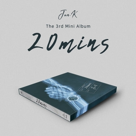 [Pre-Order] JUN. K 3rd Mini Album - 20mins